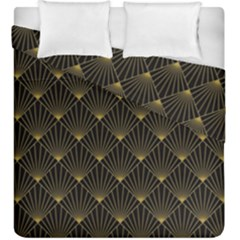 Abstract Stripes Pattern Duvet Cover Double Side (King Size)