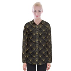 Abstract Stripes Pattern Shirts