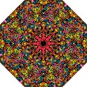 Art Traditional Pattern Folding Umbrellas View1