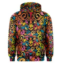 Art Traditional Pattern Men s Pullover Hoodie