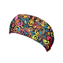 Art Traditional Pattern Yoga Headband