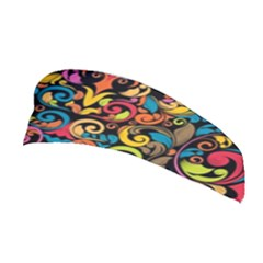 Art Traditional Pattern Stretchable Headband