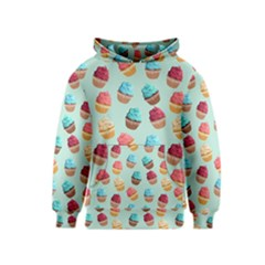 Cup Cakes Party Kids  Pullover Hoodie
