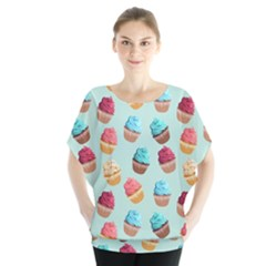 Cup Cakes Party Blouse