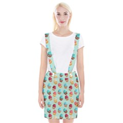 Cup Cakes Party Suspender Skirt