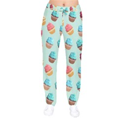 Cup Cakes Party Drawstring Pants