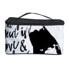 Dog person Cosmetic Storage Case