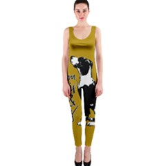Dog person OnePiece Catsuit