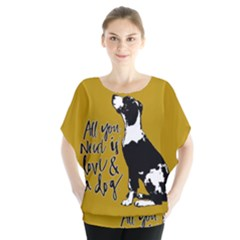 Dog person Blouse