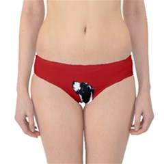 Dog person Hipster Bikini Bottoms