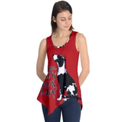 Dog person Sleeveless Tunic