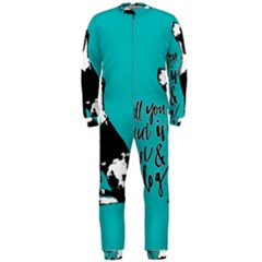 Dog person OnePiece Jumpsuit (Men)
