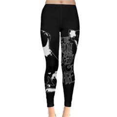 Dog person Leggings