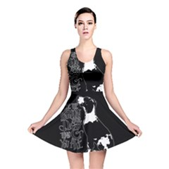 Dog person Reversible Skater Dress