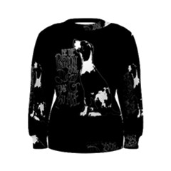 Dog person Women s Sweatshirt