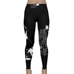Dog person Classic Yoga Leggings