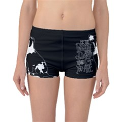 Dog person Boyleg Bikini Bottoms