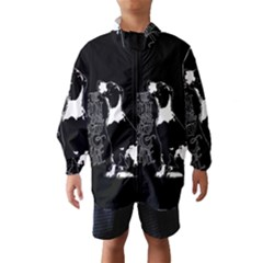 Dog person Wind Breaker (Kids)