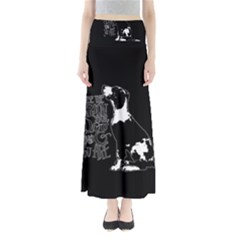 Dog person Maxi Skirts