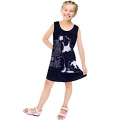 Dog person Kids  Tunic Dress