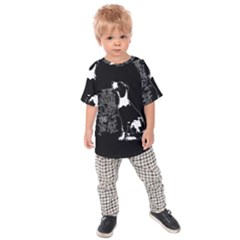 Dog person Kids  Raglan Tee