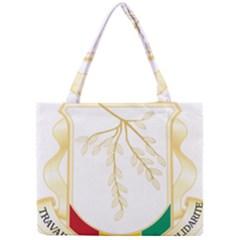Coat of Arms of Republic of Guinea  Mini Tote Bag