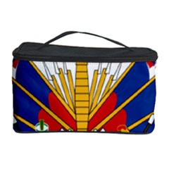 Coat of Arms of Haiti Cosmetic Storage Case