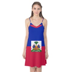 Flag of Haiti  Camis Nightgown