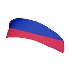 Civil Flag Of Haiti (without Coat Of Arms) Stretchable Headband