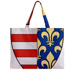 Angevins Dynasty of Hungary Coat of Arms Mini Tote Bag