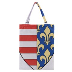 Angevins Dynasty of Hungary Coat of Arms Classic Tote Bag