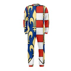 Angevins Dynasty of Hungary Coat of Arms OnePiece Jumpsuit (Kids)