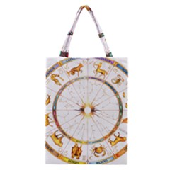 Zodiac Institute Of Vedic Astrology Classic Tote Bag