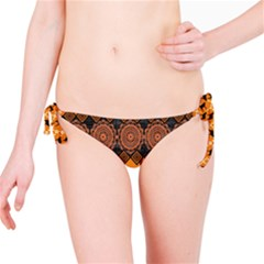 Traditiona  Patterns And African Patterns Bikini Bottom