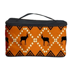 Traditiona  Patterns And African Patterns Cosmetic Storage Case