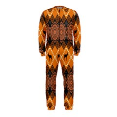 Traditiona  Patterns And African Patterns OnePiece Jumpsuit (Kids)