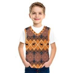 Traditiona  Patterns And African Patterns Kids  SportsWear