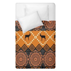 Traditiona  Patterns And African Patterns Duvet Cover Double Side (Single Size)