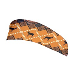 Traditiona  Patterns And African Patterns Stretchable Headband
