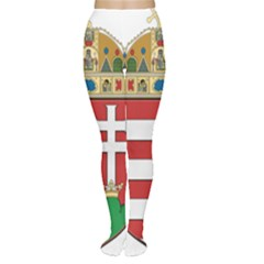 Medieval Coat of Arms of Hungary  Women s Tights