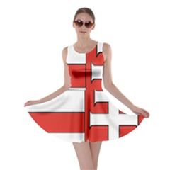 Medieval Coat of Arms of Hungary  Skater Dress