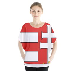 Medieval Coat of Arms of Hungary  Blouse