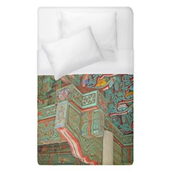 Traditional Korean Painted Paterns Duvet Cover (Single Size)