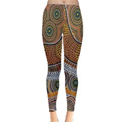 Aboriginal Traditional Pattern Leggings