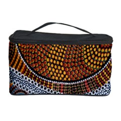 Aboriginal Traditional Pattern Cosmetic Storage Case