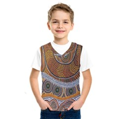Aboriginal Traditional Pattern Kids  SportsWear