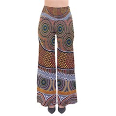 Aboriginal Traditional Pattern Pants