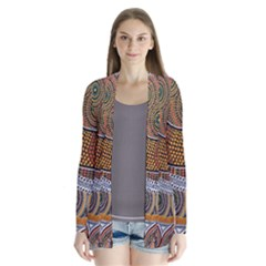 Aboriginal Traditional Pattern Cardigans