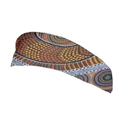 Aboriginal Traditional Pattern Stretchable Headband
