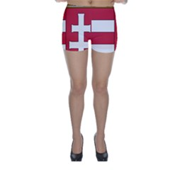 Coat of Arms of Hungary Skinny Shorts
